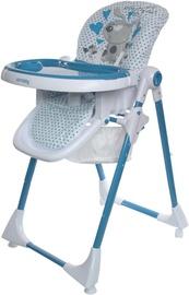 Maitinimo kėdutė SunBaby Comfort Lux BCH202C/N Blue