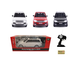 SN Range Rover 986 1/12 Assortment