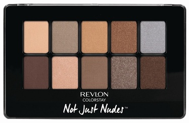 Revlon ColorStay Not Just Nudes Shadow Palette 14.2g 01