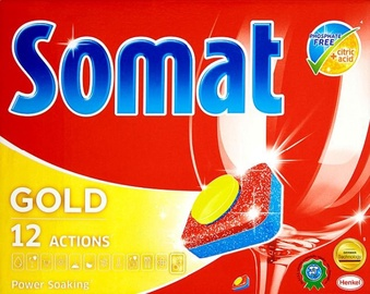Somat Gold Lemon & Lime Tablets 18pcs