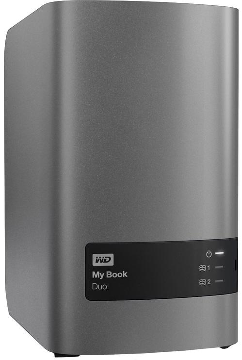 Western Digital 3.5'' 4TB My Book Duo RAID Storage USB 3.0
