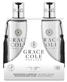 Grace Cole Body Care Duo 300ml White Nectarine & Pear