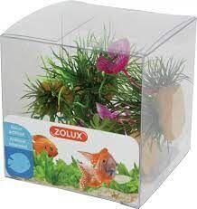 Dekoratsioon Zolux Boit Mix X4 Nr1 Plantkit Decor
