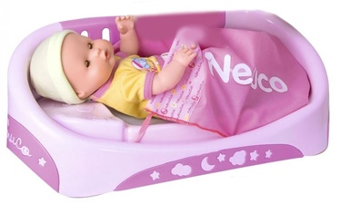 Famosa Nenuco Doll With Cot 700008186