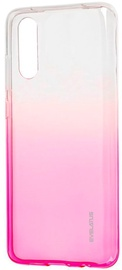 Evelatus Gradient Back Case For Samsung Galaxy A70 Rose