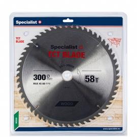 Griešanas disks Specialist+, 300 mm x 32 mm
