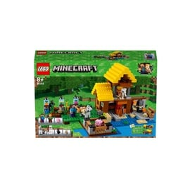 Konstruktorius LEGO Minecraft The Farm Cottage 21144