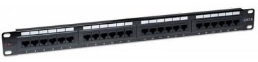Techly Cat. 6 24 x RJ-45 UTP Patch Panel