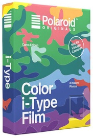 Polaroid Color i-Type Film Camo Edition