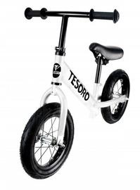 Balansinis dviratis Tesoro PL-12 White Matt