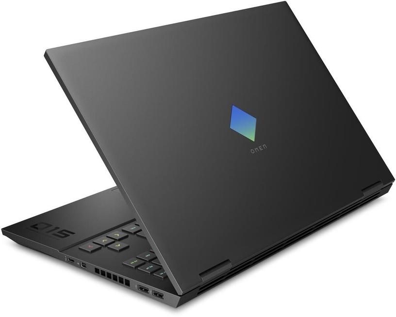 "Nešiojamas kompiuteris HP Omen 15-ek0011nw 1F7K2EA PL Intel® Core™ i5, 8GB/512GB, 15.6"""