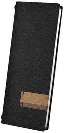Dag Style Eco Menu Cover 10.5 x 29.7cm Black