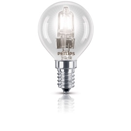 Halogeninė lempa Philips P45, 18W, E14, 2800K, 204lm