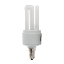 Kompaktinė liuminescencinė lempa Osram T4, 11W, E14, 2700K, 600lm