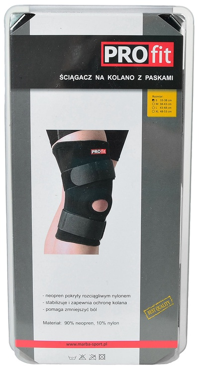 ProFit Knee Support With Stripes XL