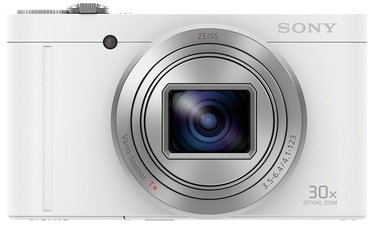 Sony WX500 Compact Camera White