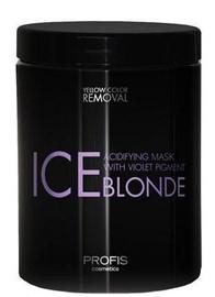 Маска для волос Profis Ice Blonde, 1000 мл