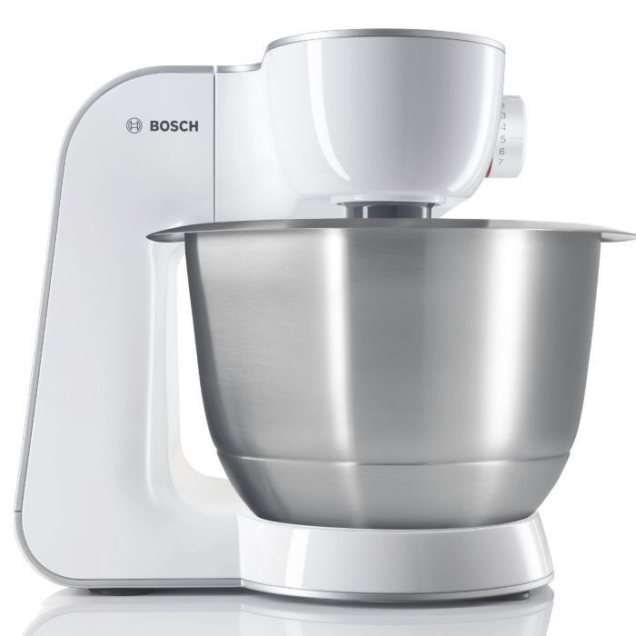Bosch Creation Line MUM58W20 Food Processor White/Silver