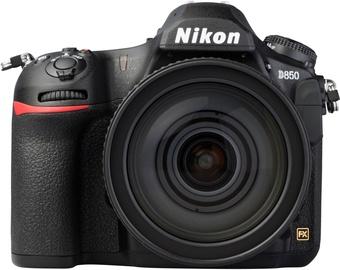 Nikon D850 + AF-s Nikkor 24-120mm f/4G ED VR