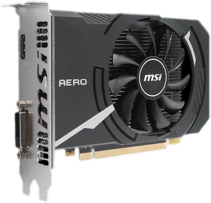 MSI GeForce GT 1030 Aero ITX OC 2GB GDDR5 PCIE