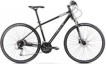 """Велосипед Romet Orkan 6M 2128310, белый/черный, 18"""", 28″"""