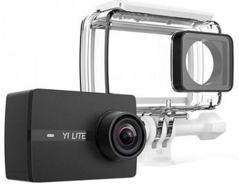 Xiaomi Yi 4K Plus Action Camera + Waterproof Case Kit Black