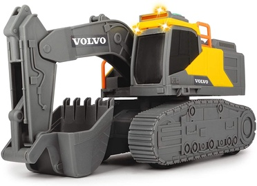 Dickie Toys Construction Volvo Tracked Excavator