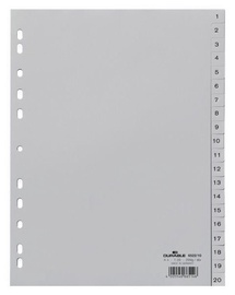Durable Divider Index 1-20