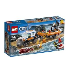 Konstruktorius LEGO City, Greitojo reagavimo būrys 60165