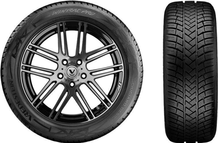Žieminė automobilio padanga Vredestein Wintrac Pro, 245/45 R21 104 W XL E B 72