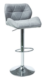 Signal Meble C-122 Bar Stool Light Grey