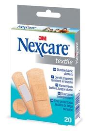 Tekstiilplaaster 3M Nexcare 20tk