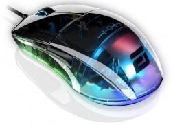 Spēļu pele Endgame Gear XM, caurspīdīga/daudzkrāsains