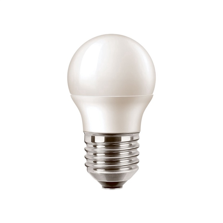 SPULDZE LED P45 6W E27 WW FR ND 470LM (STANDART)