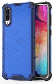 Hurtel Honeycomb Armor Back Case For Samsung Galaxy A50 Blue