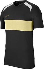 Nike Dry Academy TOP SS SA BQ7352 010 Black Gold L