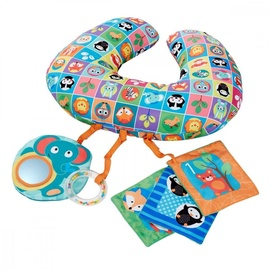 Chicco Boppy Animal Tummy Time Playing Cushion 79460
