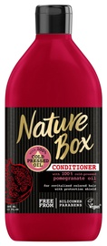 Plaukų kondicionierius Schwarzkopf Nature Box Pomegranate Conditioner, 385 ml