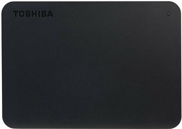 Жесткий диск Toshiba Canvio Basics Portable, HDD, 1 TB, черный