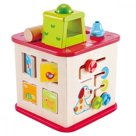 Hape Activity Cube Friendship E1812