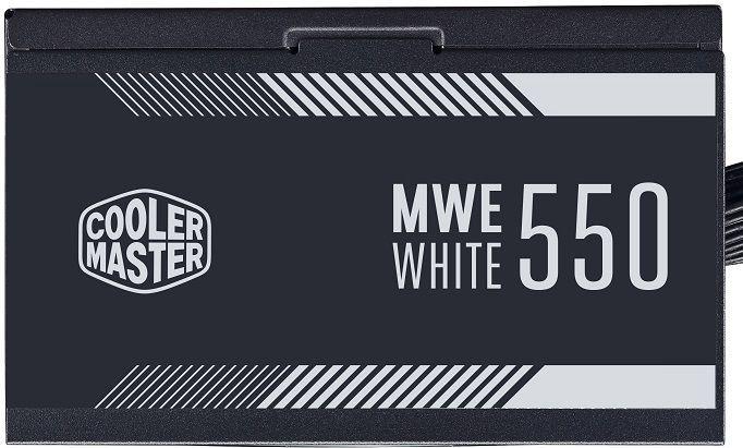 Cooler Master MWE White 550 V2