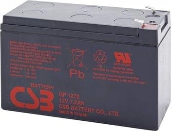 CSB GP1272 F2 12V/7.2Ah Battery Kit 3
