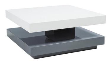 Kohvilaud Signal Meble Falon Grey, 750x750x340 mm