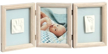 Baby Art Double Print Frame My Baby Touch Stormy