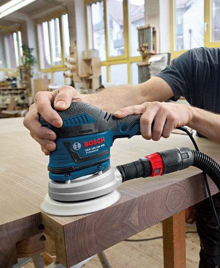 Bosch GEX125-150 AVE L-Boxx Orbit Sander