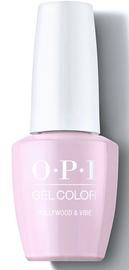 Лак для ногтей OPI Gel Color Hollywood & Vibe