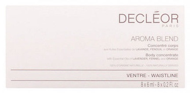 Decleor Aroma Blend Body Concentrate Waistline 8x6ml