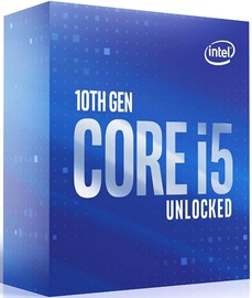 Procesors Intel® Core™ i5-10600K 4.1GHz 12MB BX8070110600K