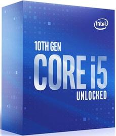 Procesorius Intel® Core™ i5-10600K 4.1GHz 12MB BX8070110600K