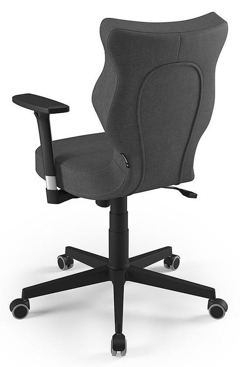 Офисный стул Entelo Nero AL17, антрацитовый